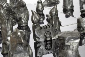 Sculpture Cabinet, deatail