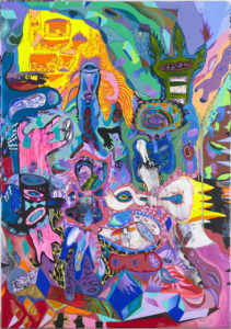 music-for-your-heart-210x150-cm
