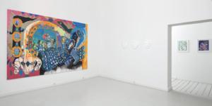 Installation view 2012