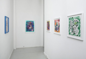 Installation view 2012